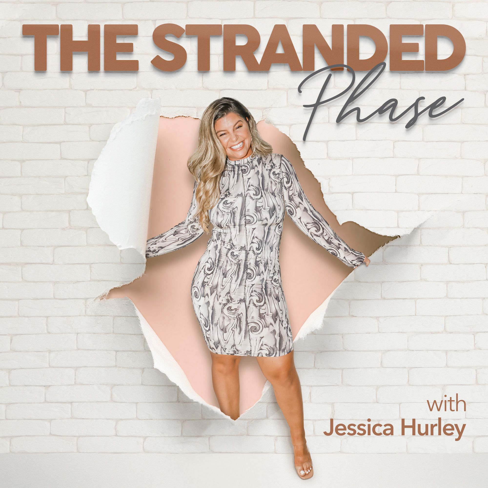 The Stranded Phase Podcast show art