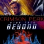 Artwork for Week 41: (Star Trek Beyond (2016), Crimson Peak (2015))