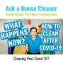 Artwork for Cleaning After COVID-19 -  How Do House Cleaners Adapt?