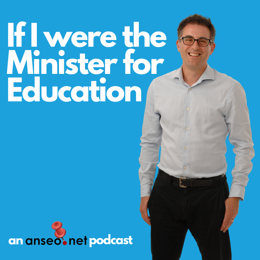 Anseo.net - If I were the Minister for Education show art