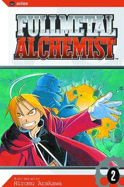 Podcast Episode 170: Fullmetal Alchemist Volume 2