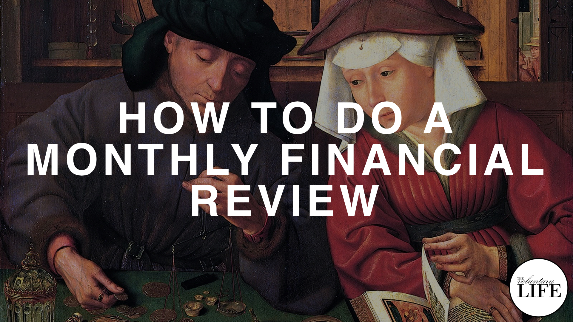 219 How To Do A Monthly Financial Review