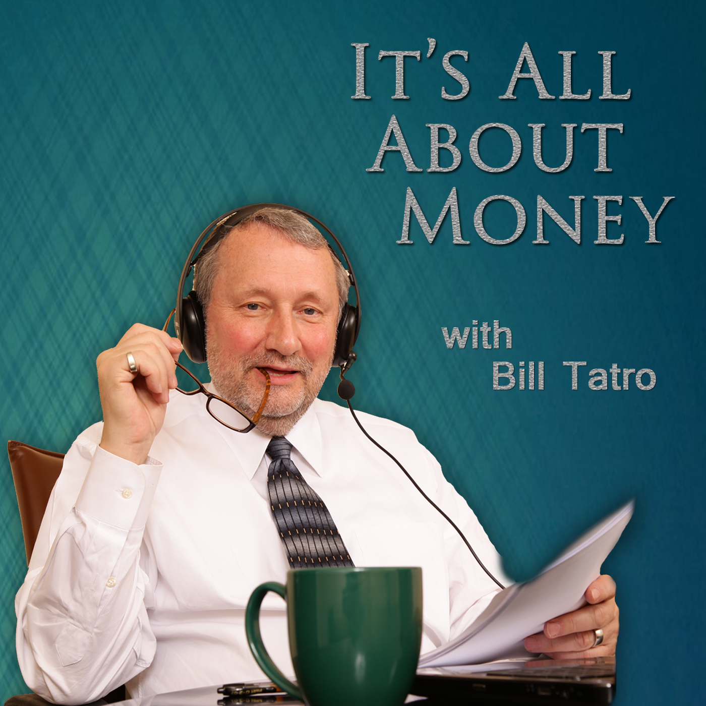 It's All About Money show art