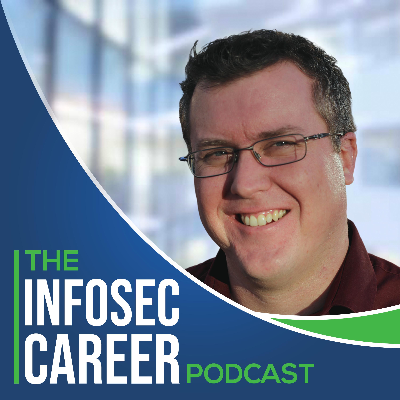 The InfoSec Career Podcast show art