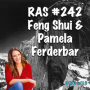 Artwork for RAS #242 - Feng Shui and Pam Ferderbar
