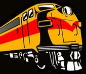Freight Train Boogie Podcasts show art
