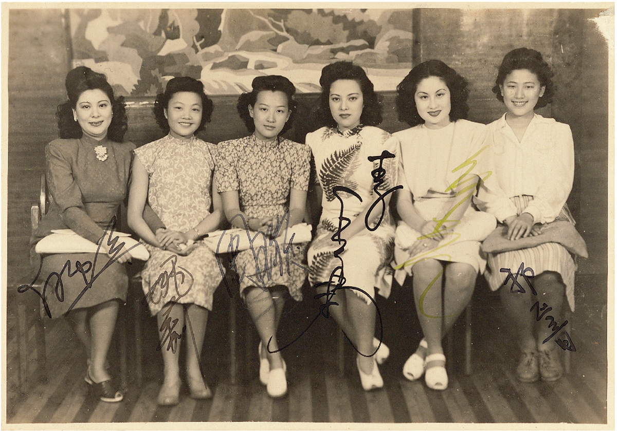 Ep. 266   The Seven Great Singing Stars of Shanghai (Part 1)