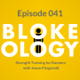 Artwork for Episode 041: Strength Training for Runners with Jason Fitzgerald