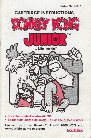 EPISODE 38: DONKEY KONG JUNIOR
