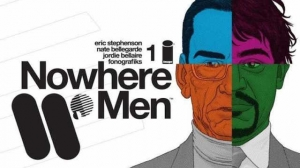 NOWHERE MEN with Michael Moreci