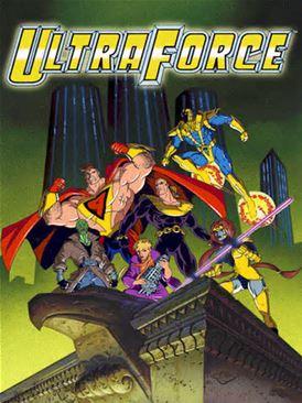 Back in Toons Classics-Ultraforce