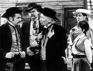 Episode 16: In Celebration of Matt Smith We Present...The Gunfighters!