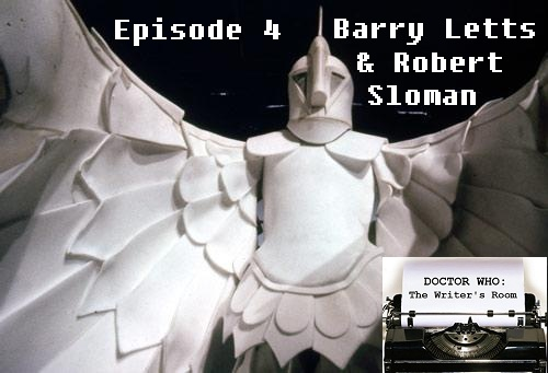 Episode 3 - Barry Letts & Robert Sloman