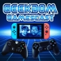 Artwork for The Geekdom Gamescast Episode 7 - ANTHEM FIRST IMPRESSIONS, Apex, and Division 2 (w/ Adam Bowers)