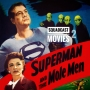 Artwork for Squadcast Movies 002: Superman and The Mole Men (1951)