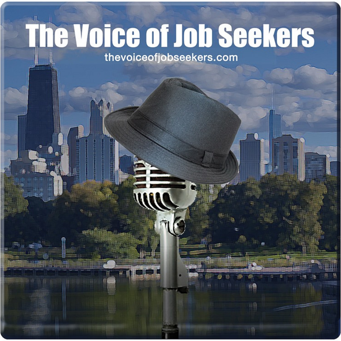 The Voice of Job Seekers show art