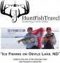 Artwork for 177 - North Dakota - Ice Fishing on Devils Lake