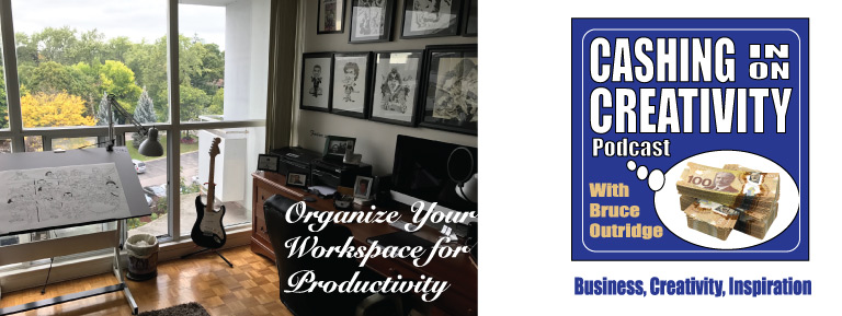 Organizing your studio