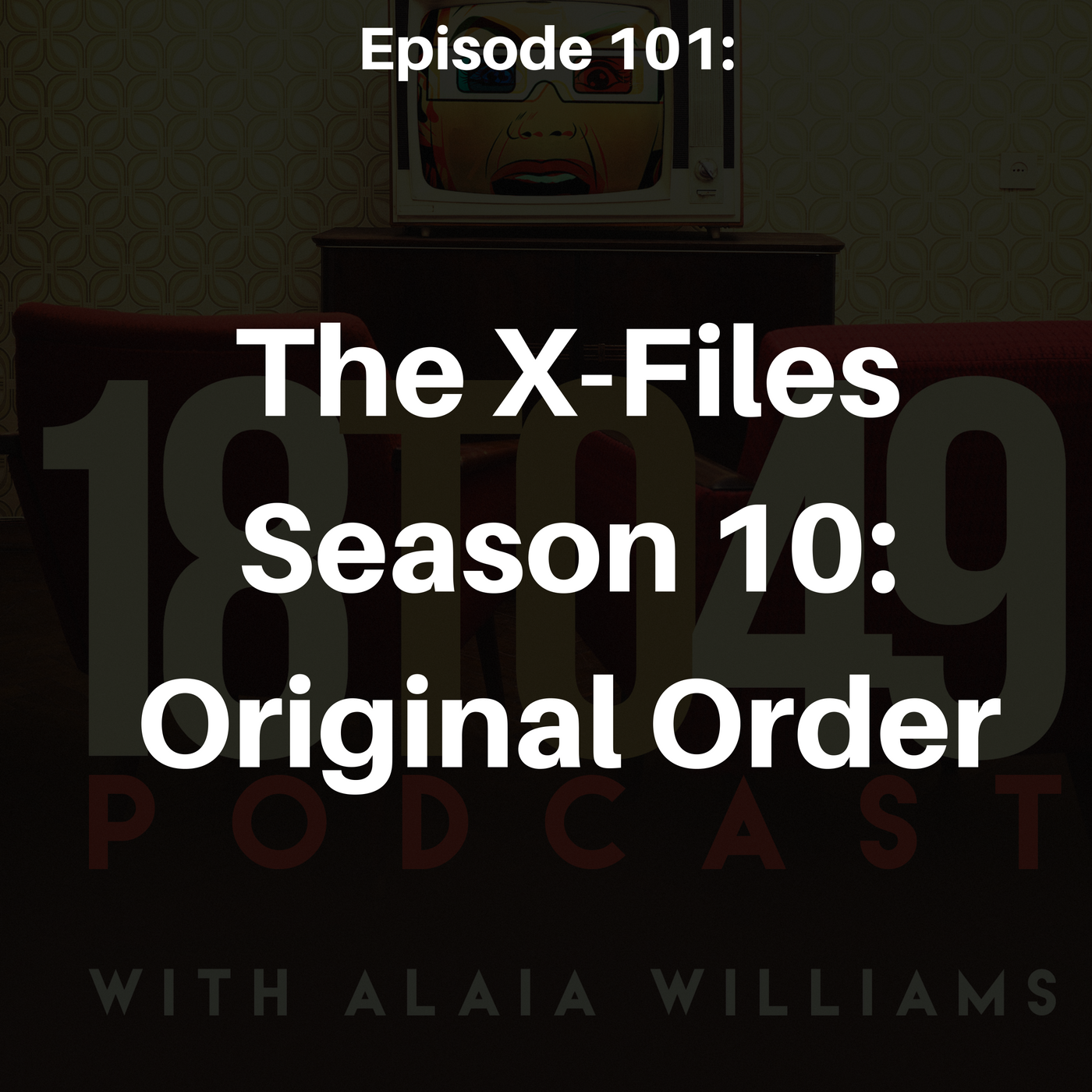 The X-Files Season 10: Original Order