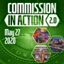 Artwork for May 27, 2020: Shelby County Board of Commissioners | COMMISSION IN ACTION 2.0 | KUDZUKIAN