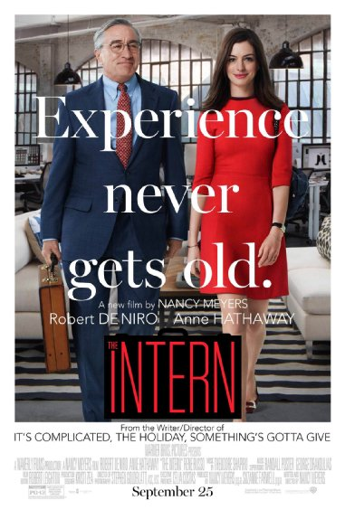 Ep. 180 - The Intern (In Good Company vs. The Internship)