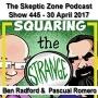 Artwork for The Skeptic Zone #445 - 30.April.2017