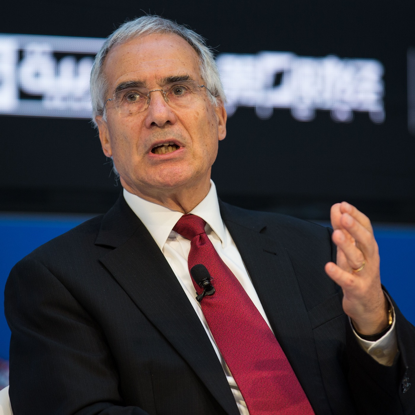 Artwork for Nicholas Stern on Reducing Carbon Emissions: Let's Get On With It