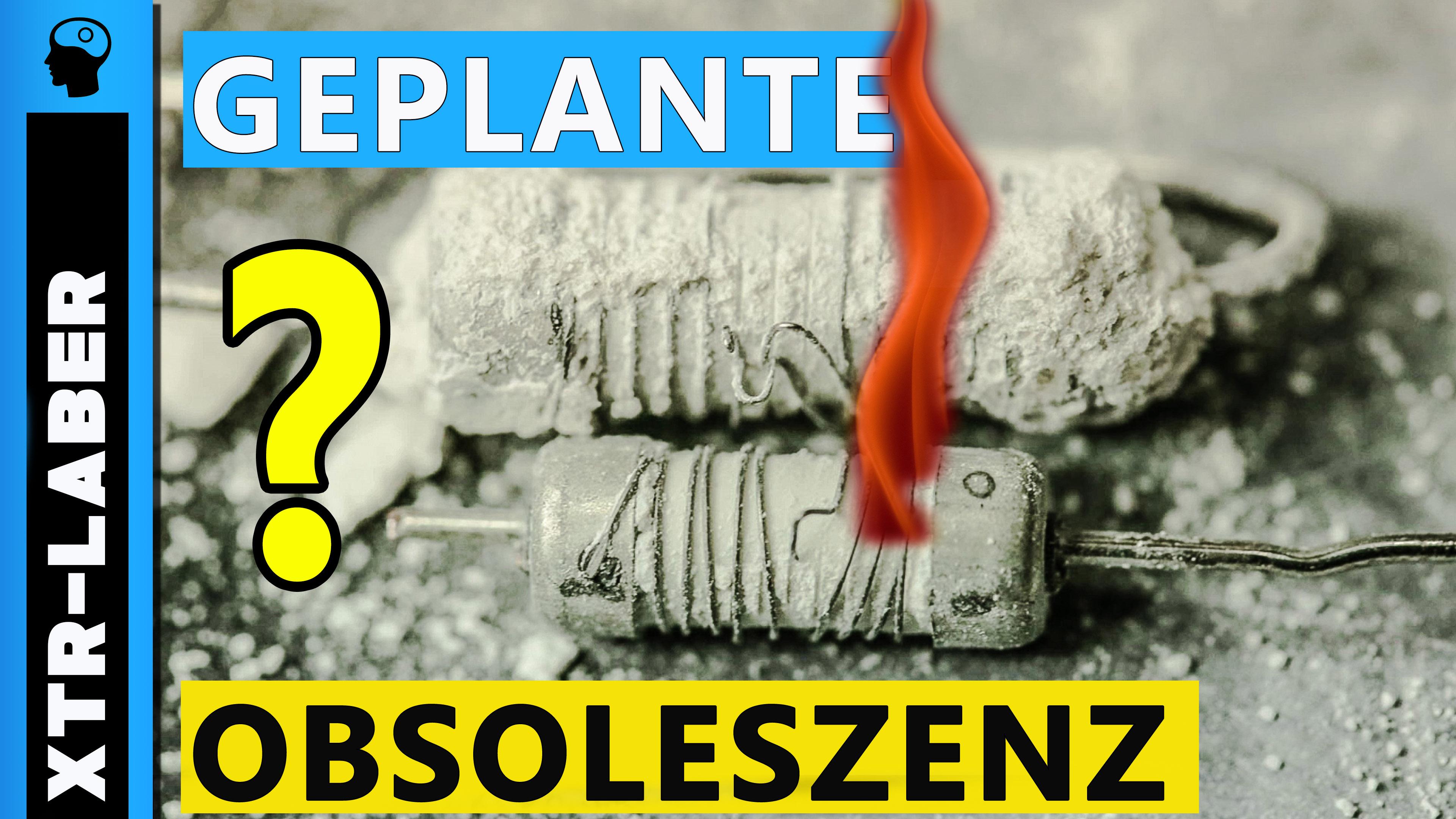 11 Geplante Obsoleszenz show art