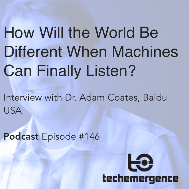 How Will the World Be Different When Machines Can Finally Listen?
