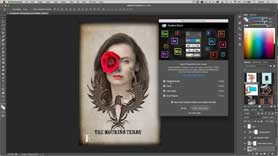 How To Create a Creative Cloud Library From a PS Document