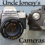 Artwork for Uncle Jonesy's Cameras Podcast #33:  Purple Pleasures, Leica Treasures, and Improvement Measures