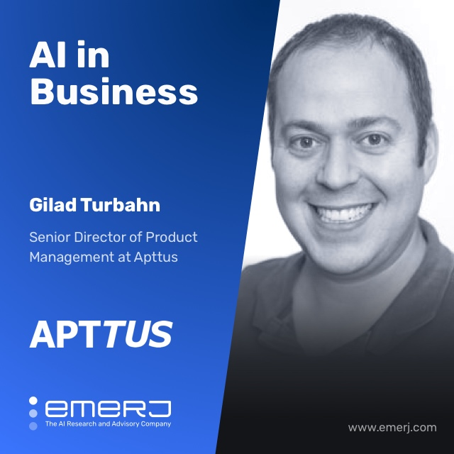 Contract Analysis Workflows, Before and After AI - with Gilad Turbahn of Apttus / Conga show art