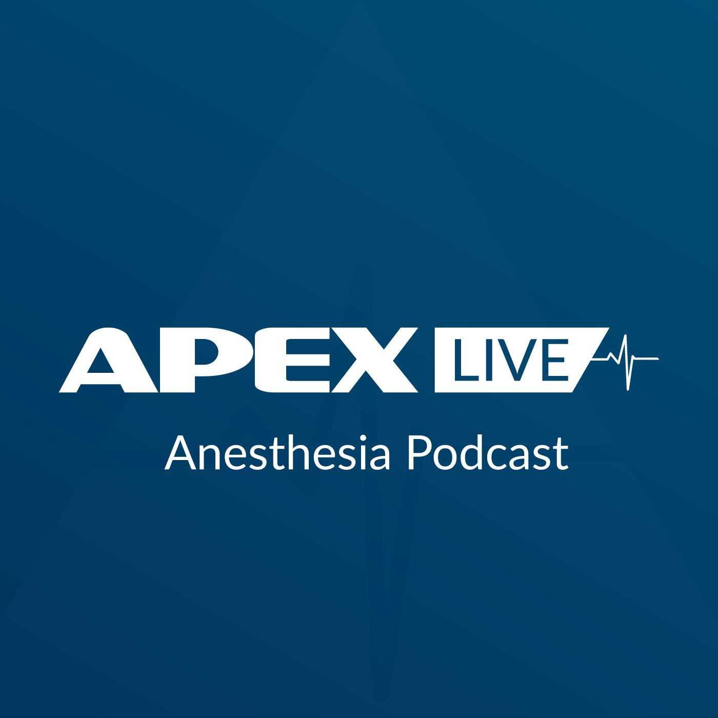 APEX Live Anesthesia show art