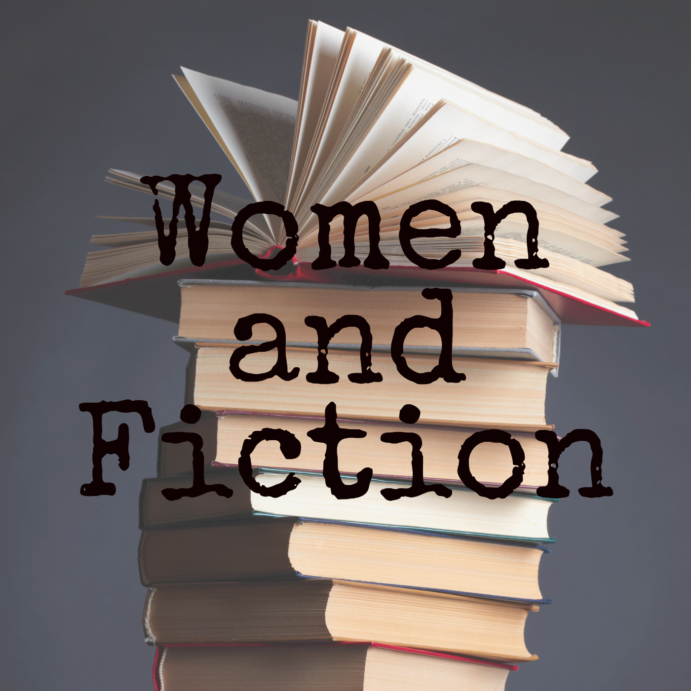 WomenandFiction's podcast show art