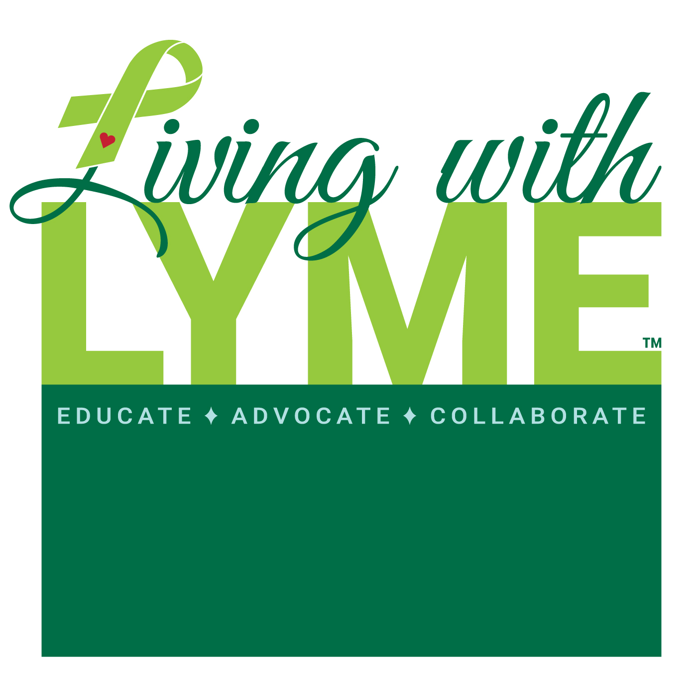 Living With Lyme  show art