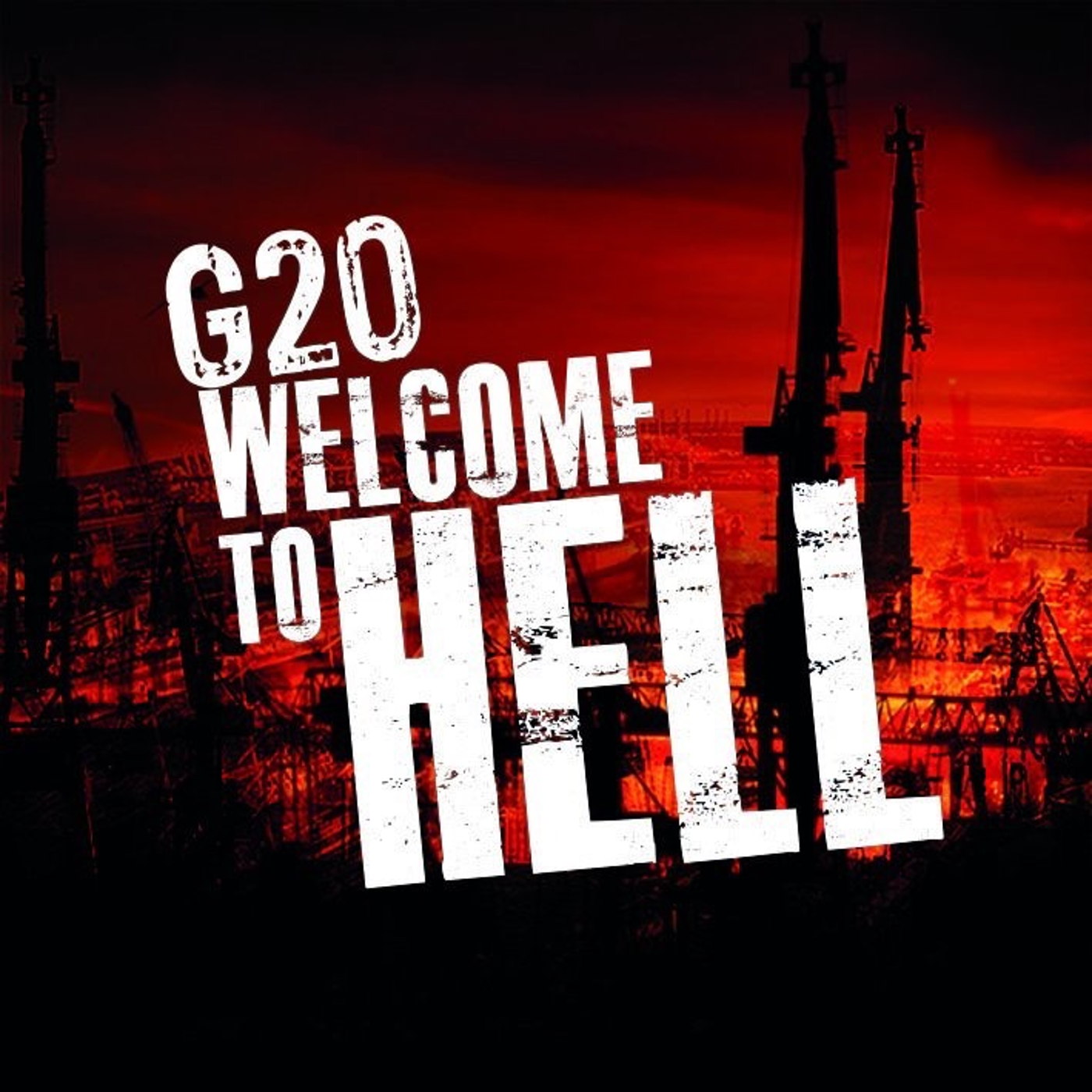 Artwork for Hamburg G20 Protest Report Back + NC Resists the Grand Jury