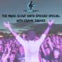 Artwork for The Music Scout 100th Episode Special with Frank Turner