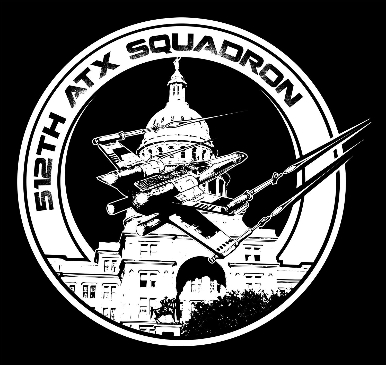 512 Squadron Podcast show art