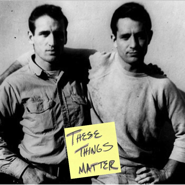Ep. 86 - Jack Kerouac & Neal Cassady w/ Heather Dalton