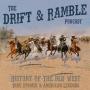 Artwork for Drift and Ramble EP 22 Rattlesnake Dick