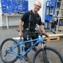 Artwork for Leif har polyneuropati och förlorade känseln i benen men cyklingen blev rena medicinen