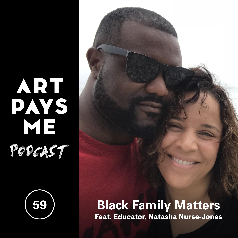 Artwork for Black Family Matters