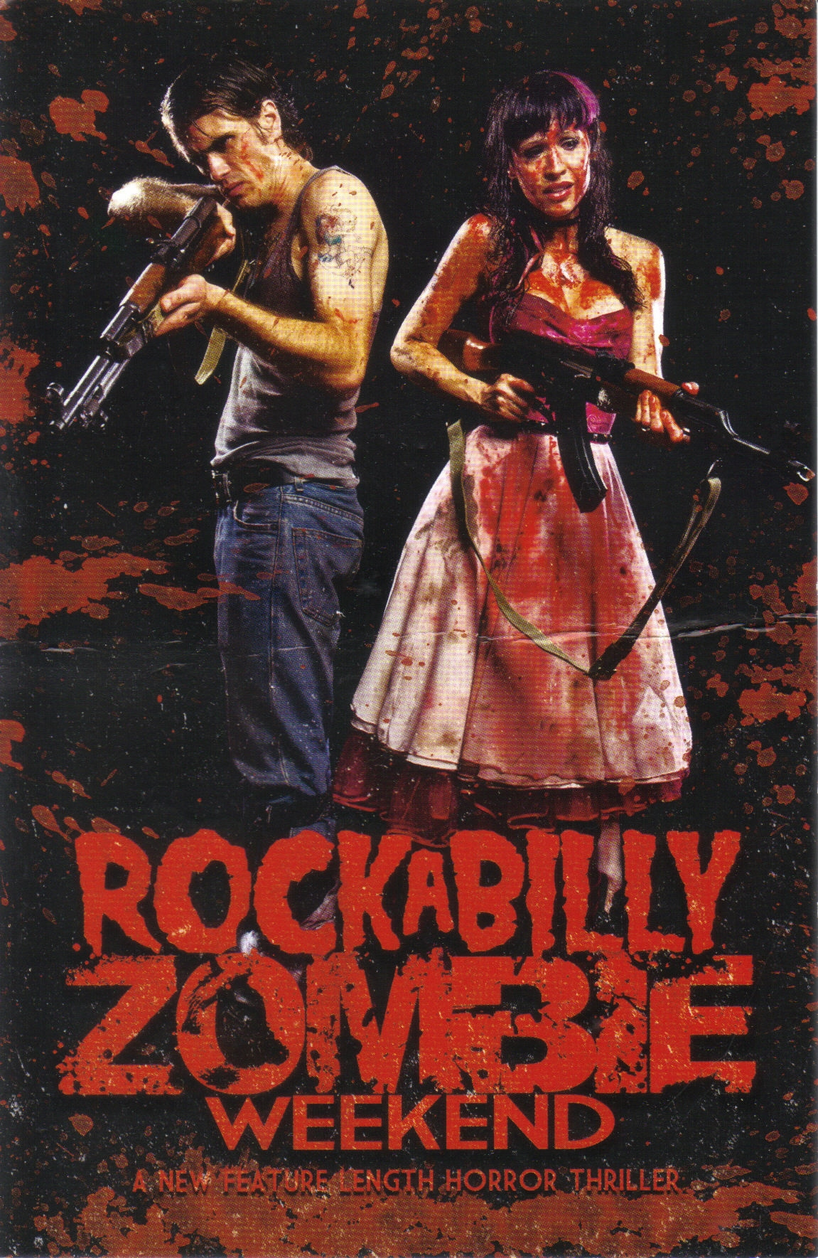 SRC 131: Rockabilly Zombie Weekend (2013)