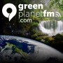 Artwork for Lisa Er and Tim Lynch, summing up some of the 10 years of GreenplanetFM program