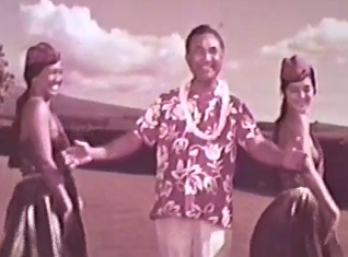 Hawaii Calls – Benny Kalama – The Last Laugh