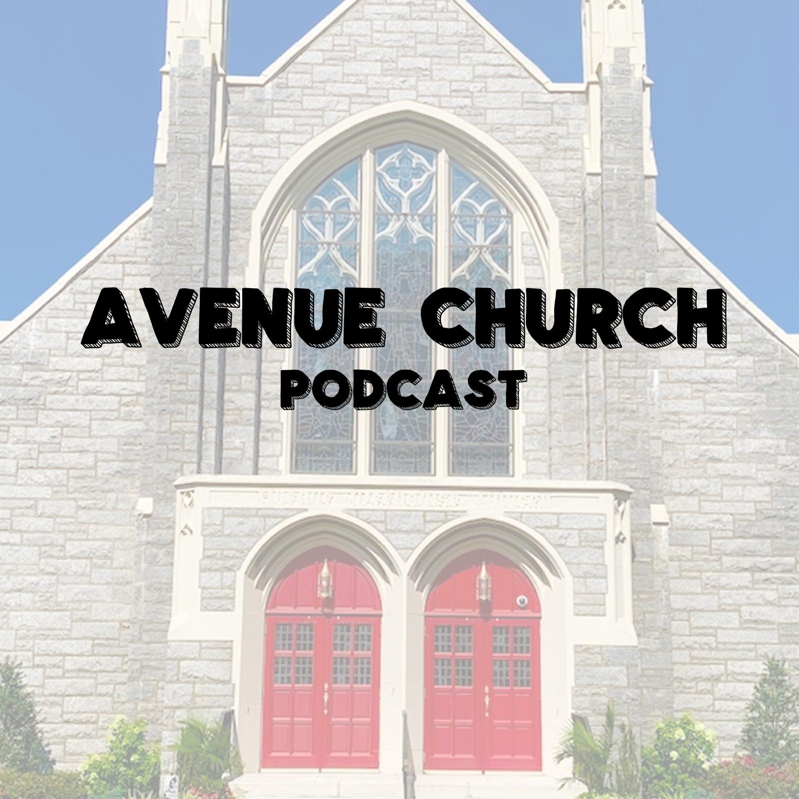 Avenue Church Podcast show art