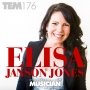 Artwork for TEM176: Managing burnout, not waiting to live your best life and streamlining tasks - A conversation with Elisa Janson Jones