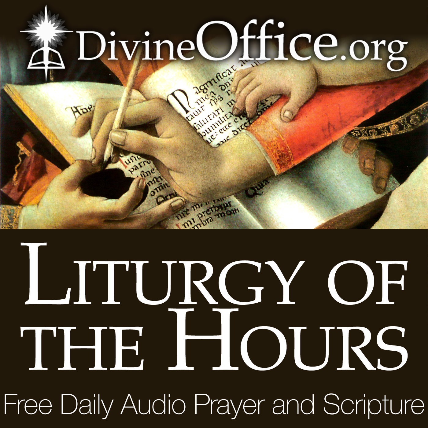Divine Office - Liturgy of the Hours of the Roman Catholic Church show image