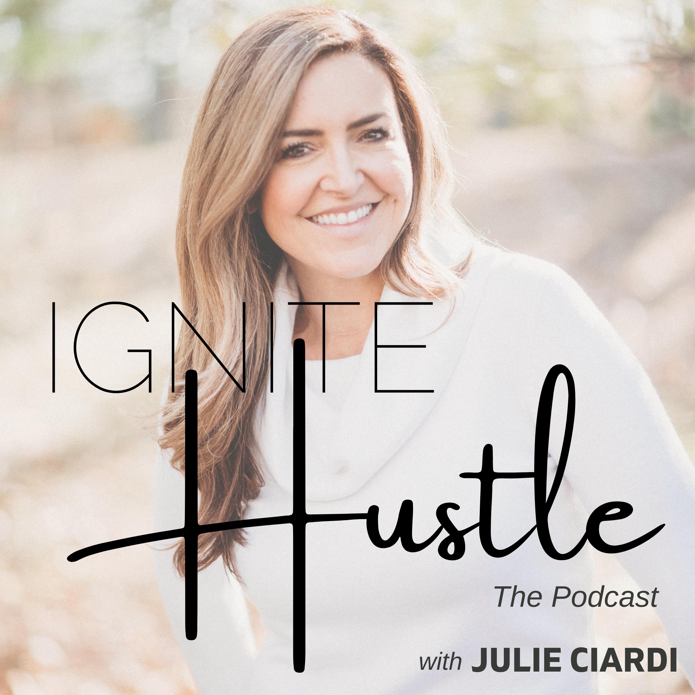 IGNITE Hustle show art