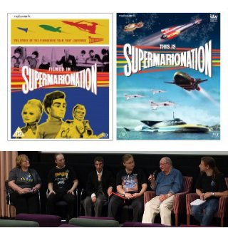 Tim's Take On: Episode 256(Filmed in Supermarionation review/Whooverville 6 fourth podcasters panel)